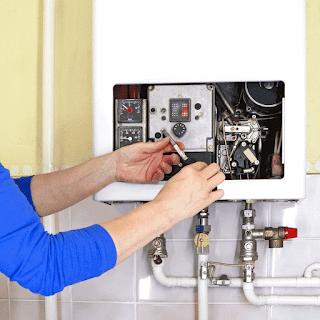 Instalación y reparación de calderas de gas
