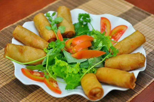 Vietnamese Recipes Vegetarian