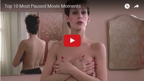 Sexy film moments
