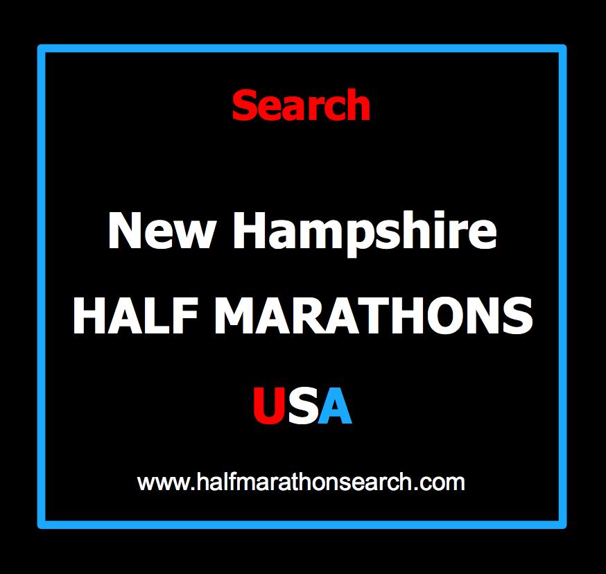 New Hampshire Half Marathons