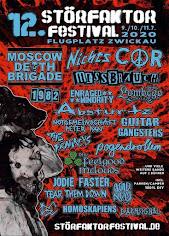 Störfaktor Festival 9.-11.7.2020