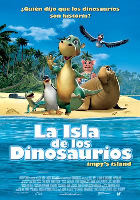 La Isla de los Dinosaurios – DVDRIP LATINO