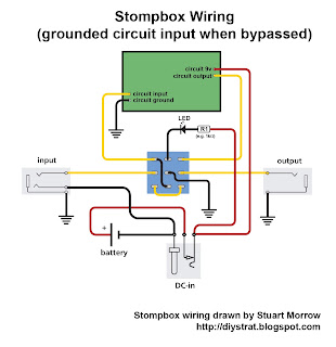stomp box wiring wire center u2022 rh totalnutritiontampa com Bglt-89-Case Light Wiring Diagram 2008 Patriot Window Wiring Diagram