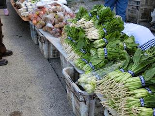 腰越みなとまつり・野菜