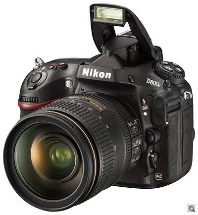 Review, Spesifikasi dan Harga Kamera DSLR Nikon D800E
