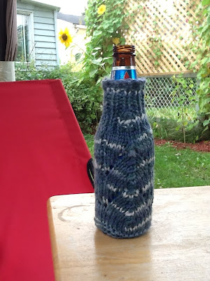Fancy Bottle Cozy