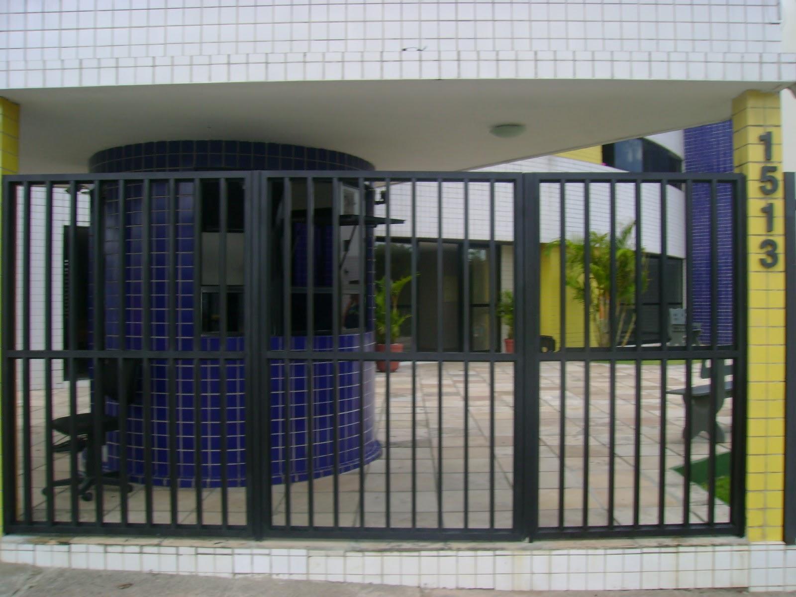 #958C36 METALPLAST Esquadrias Forros e Divisórias: Portão em Alumínio 4414 Janela Aluminio Maxim Ar Serie 25