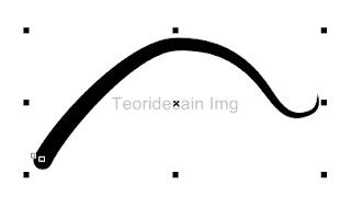 Fungsi Preset Curve untuk membat Media artistik 2
