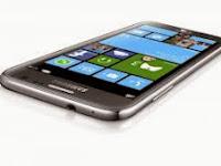 Samsung W750V Huron, Smartphone Quad Core Windows Pertama Samsung