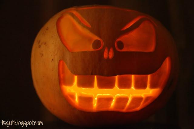 halloweenkurpitsa
