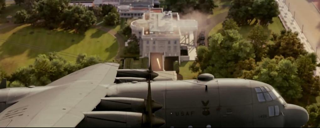Objetivo la casa blanca 2013 - Bunker casa blanca ...