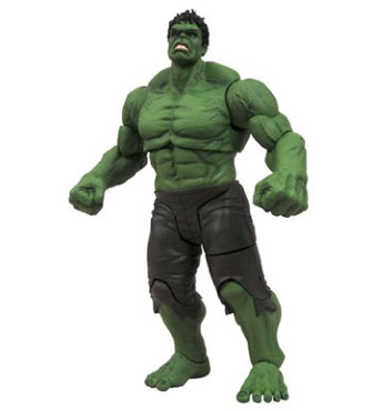 HULK Avengers Movie - Marvel Select