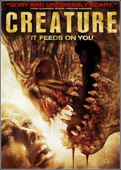 Filme A Criatura Dublado AVI DVDRip