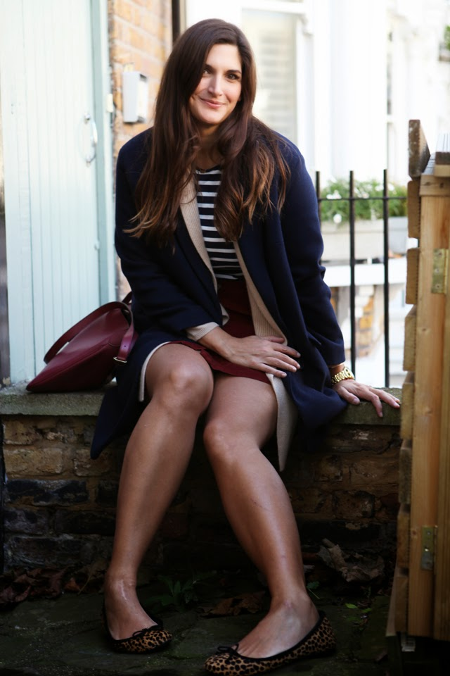 Marks & Spencer autumn winter outfit