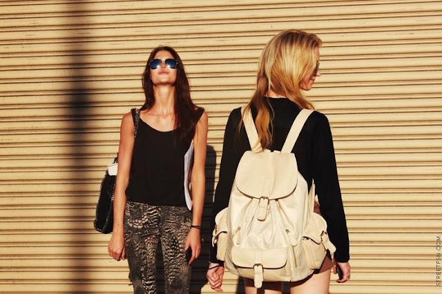 Street Style Fashionable Stylish Backpack