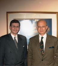 На встрече с Сергеем Карагановым