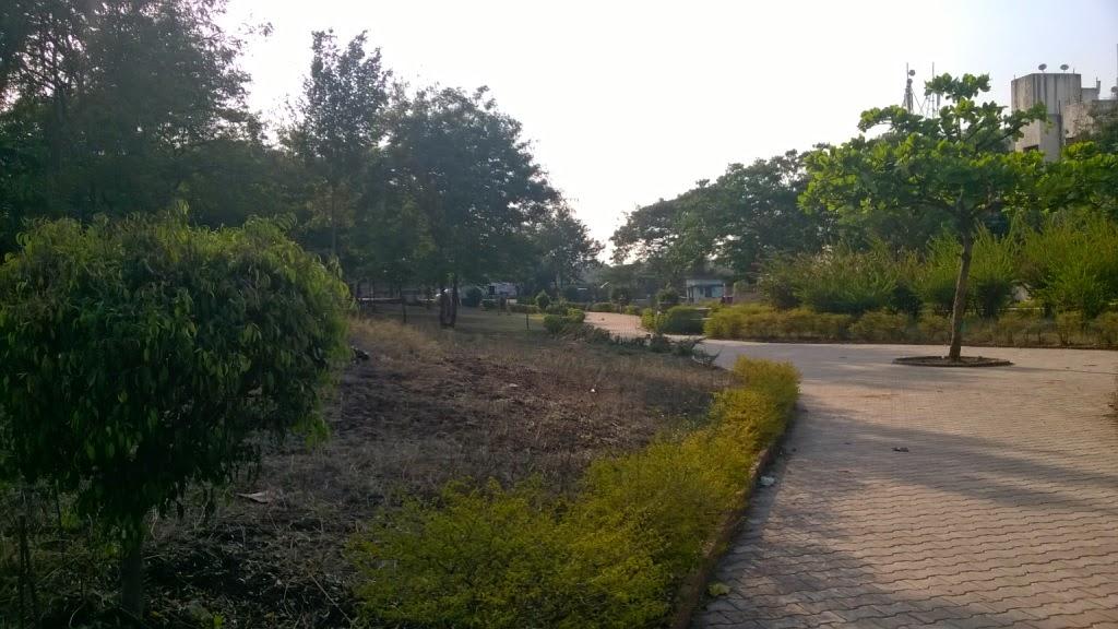 gardens, parks, Pune