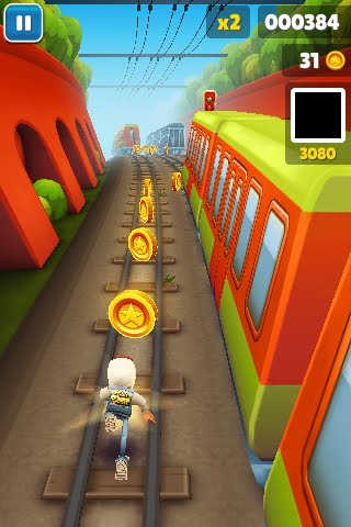 Subway Surfers iTunes Game App By Kiloo - FreeAppsKing.com