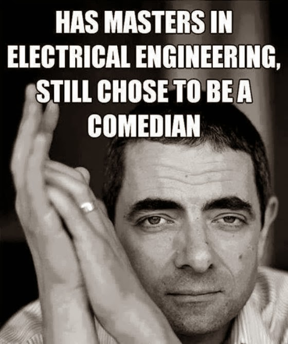 Rowan Atkinson also known as Mr Bean
