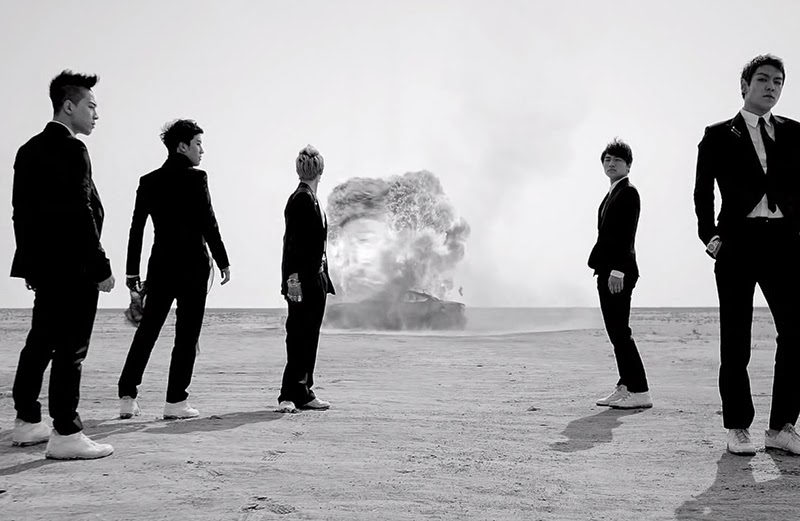 Big Bang creates subtle masterpiece in Love Song.