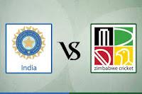 Watch India vs Zimbabwe Cricket Series 2015 Live Streaming Star Sports Hindi Free.