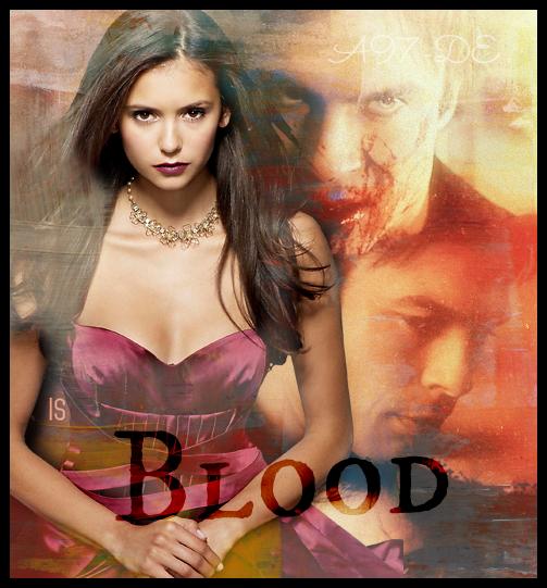 Blood (One-Shot) [Completo] Coverprueba