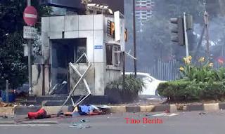 Korban Teror Bom Sarinah