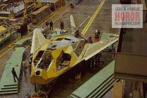 Produksi Pesawat Tempur
