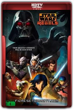 Star Wars Rebels 2 Temporada Torrent HDTV