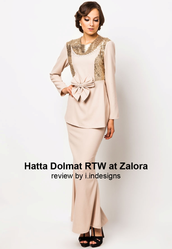 Baju Hari Raya Collection by Hatta Dolmat RTW - We Were Inspired ...