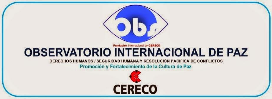 Observatorio Internacional de Paz