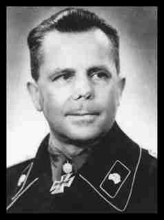 """† Der """"Schnulch """" General der Panzertruppen Heinrich Eberbach"""