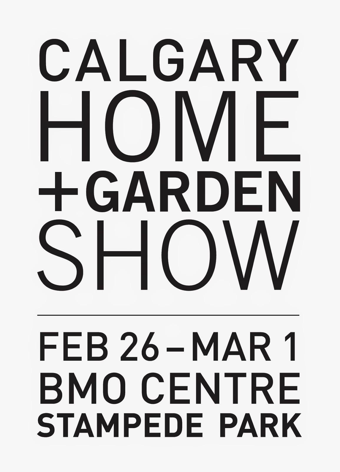 Calgary Home + Garden Show Spring Sneak Peek ~ Marketplace Events