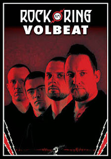 Volbeat - Rock Am Ring - HD 720p