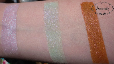 Kiss My Sass Swatches