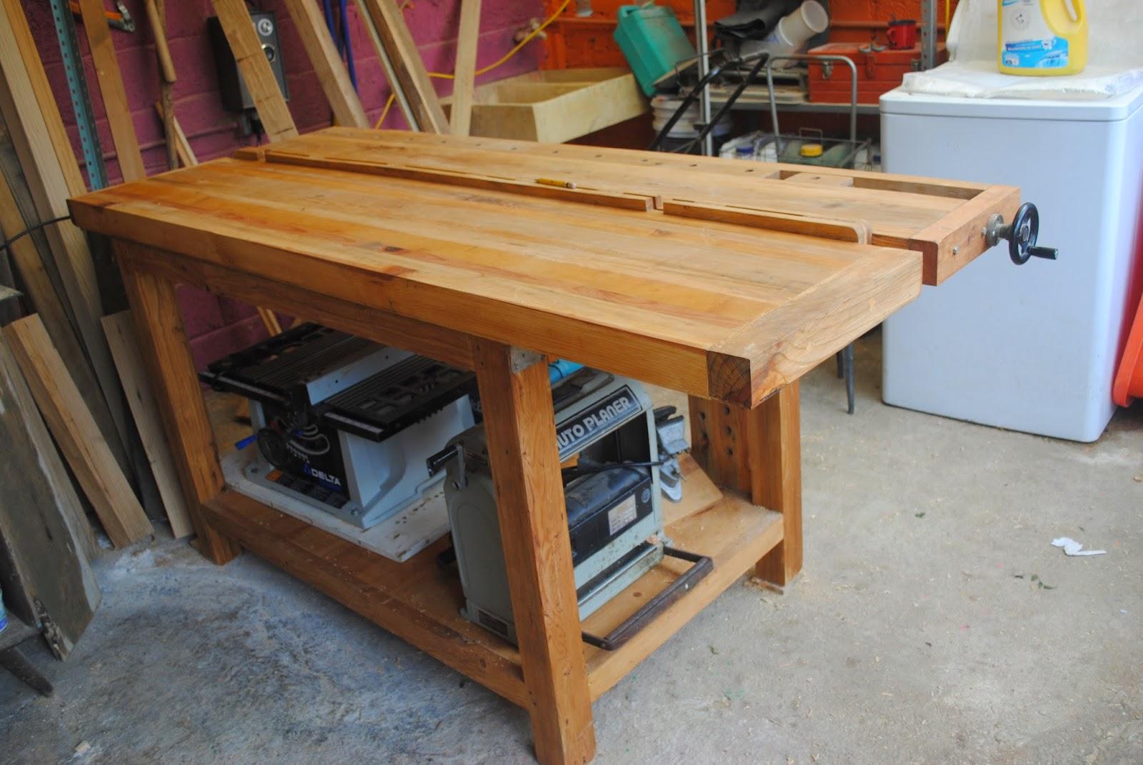 Woodworkers carpinteria y otras chunches noviembre 2014 for Mesa de carpintero