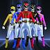 Power Rangers Megaforce - Primeiro DVD é divulgado