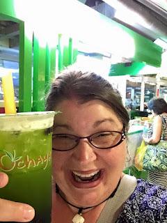 Ochaya Bubble Tea, Hua Hin Thailand 2016