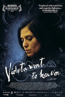 Violeta Went To Heaven (2011)