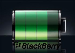 Cara Menghemat Baterai Blackberry
