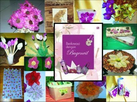 my favorite book BERKREASI DENGAN BUGENVIL, GRAMEDIA PUSTAKA UTAMA