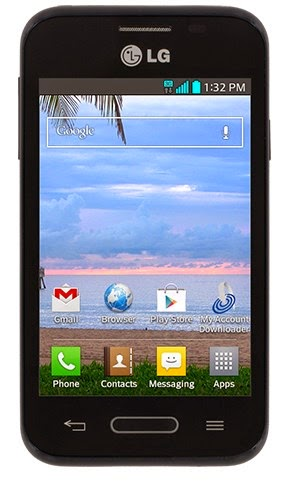 LG L34C Optimus Fuel – Now Available On Tracfone!