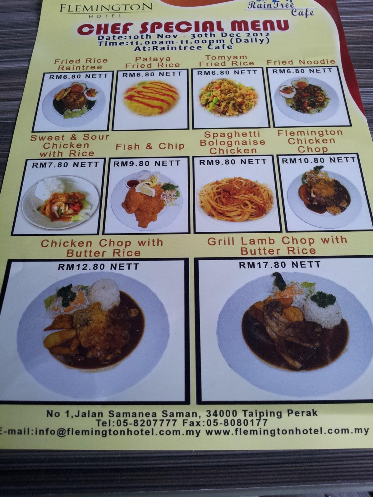 Flemington Hotel Taiping Booking
