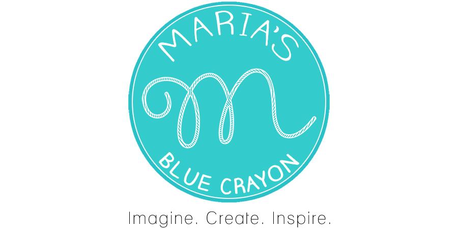 Maria's Blue Crayon