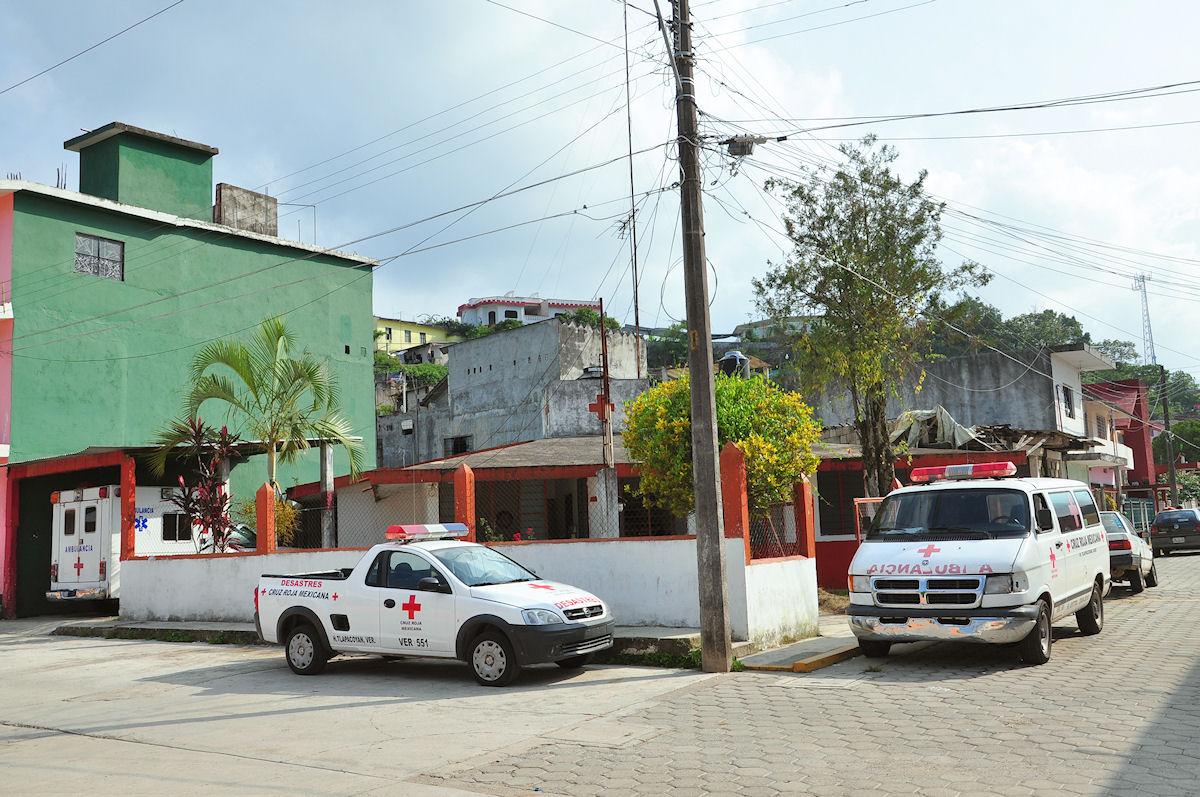 Benémerita Cruz Roja Mexicana (Tlapacoyan, Veracruz)