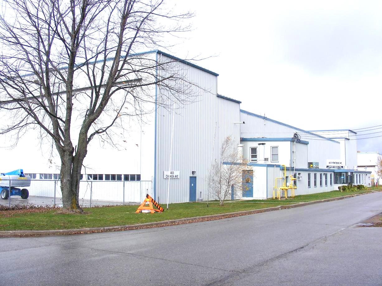 TRIBUTE TO RCAF STATION CENTRALIA 1942-1967: No. 2 Hangar