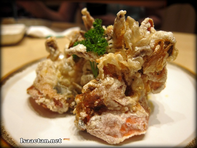 Soft Shell Crab - RM15.80