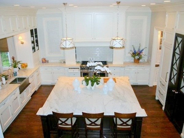 Meg Caswell: Living Room and Dining Room Design