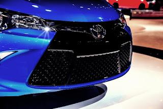 2017 Toyota Camry Special Edition Review Canada Interior