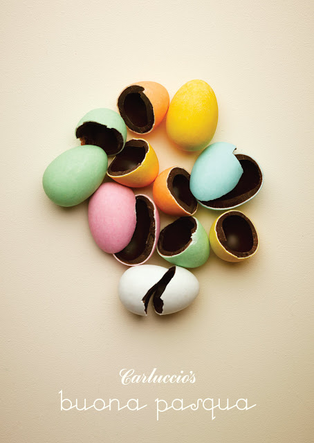 Vue Represents: Showcase: David Sykes' eggscellent new work for Carluccio's